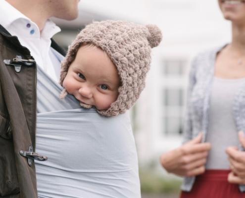 baby i bæresjal